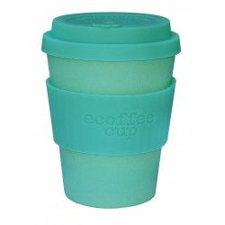 Ecoffee Cup Bambus To Go Becher Inca Turkis 355ml Mittel Simply To