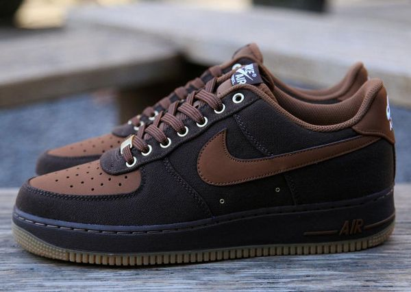 Brown Nike air force one | Chaussure sport, Chaussure mode