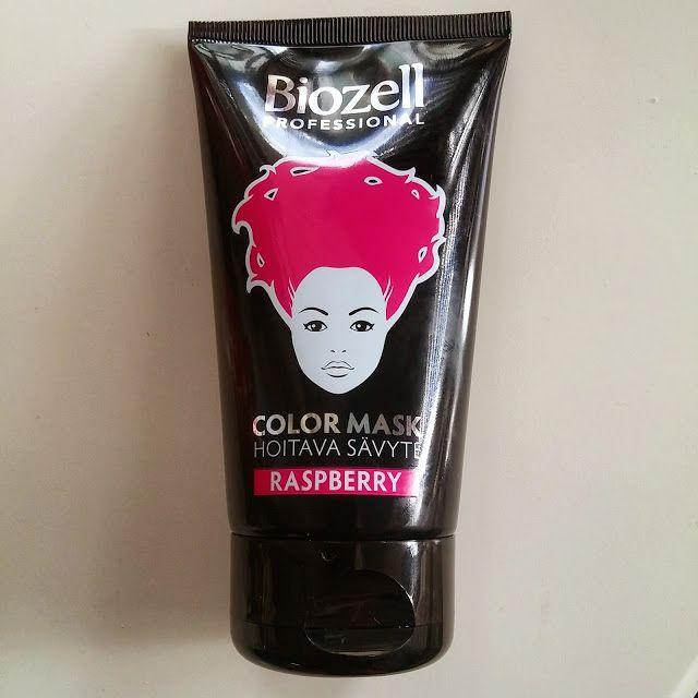 Minäkö keski-ikäinen?: Tytöille latvoihin pinkit hiukset Biozell sävyttee...