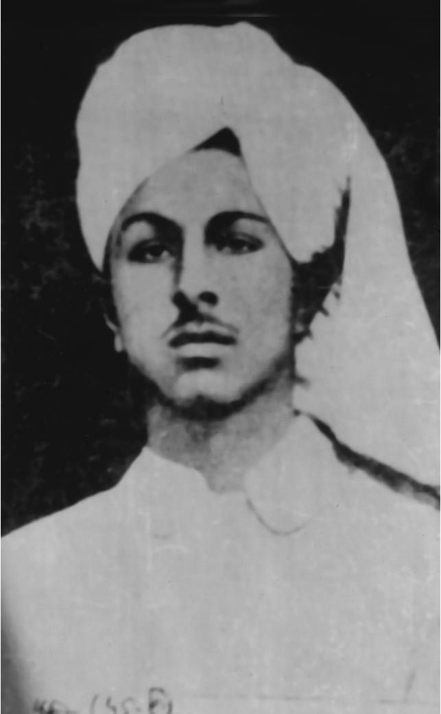 Shaheed Bhagat Singh | Proud to be Indian | Heroes | Pinterest ...