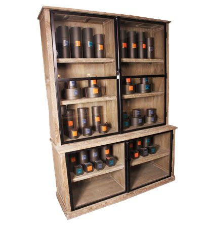 Pezula Interiors | Products | Furniture | Seville Cabinet Large