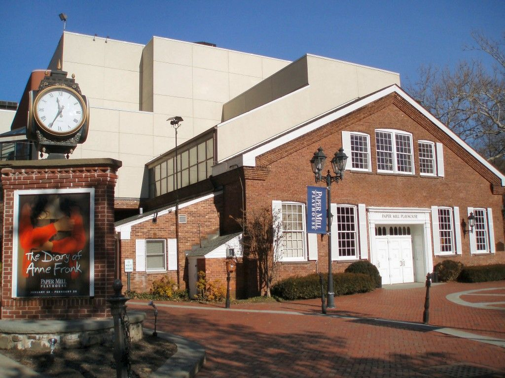 The Paper Mill Playhouse is a famous theatre situated in