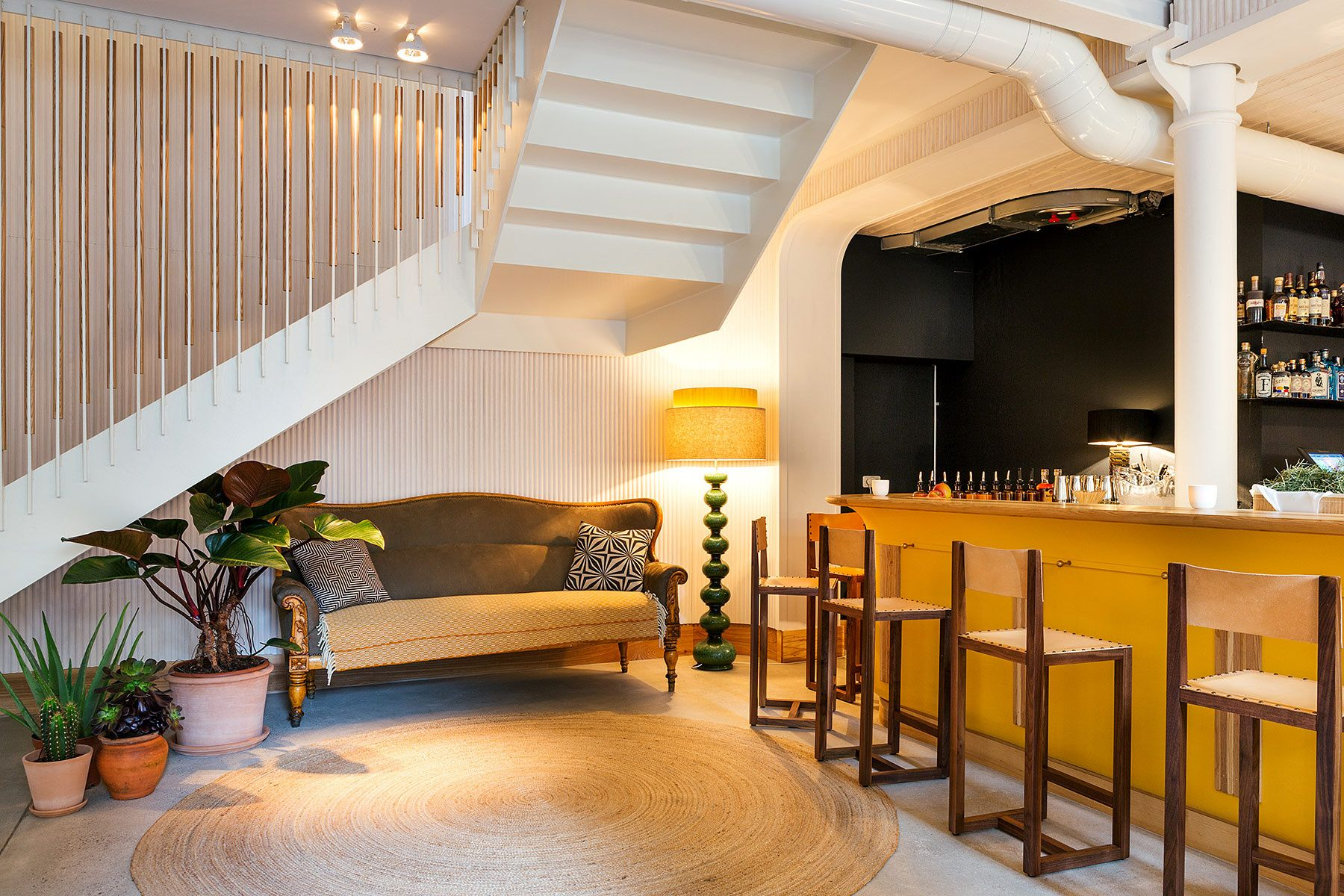 Panama Restaurant En Berlin Restaurante Bar Interiores Disenos De Unas