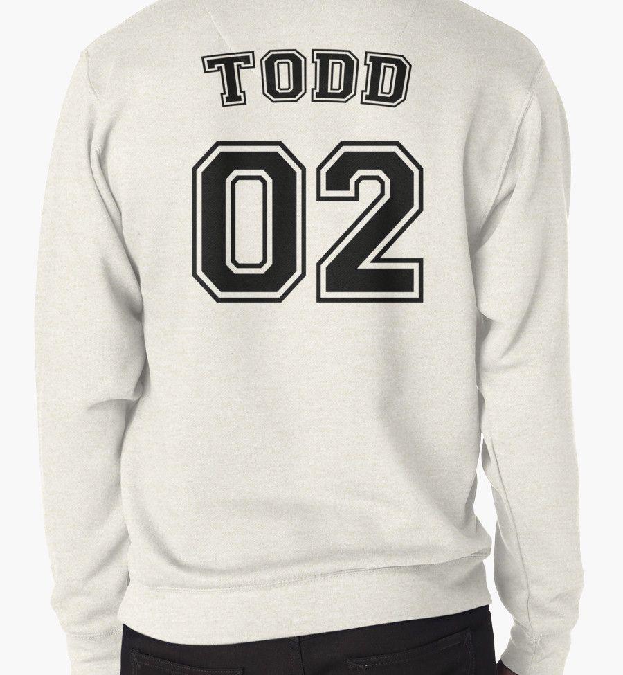 75704b97a6 Jason Todd Sports Jersey | Pullover Sweatshirt | Wish List | Jason ...