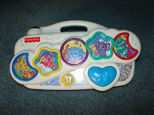 Meghan wouldn't go to sleep without this - we went through 2 by the time she was three.