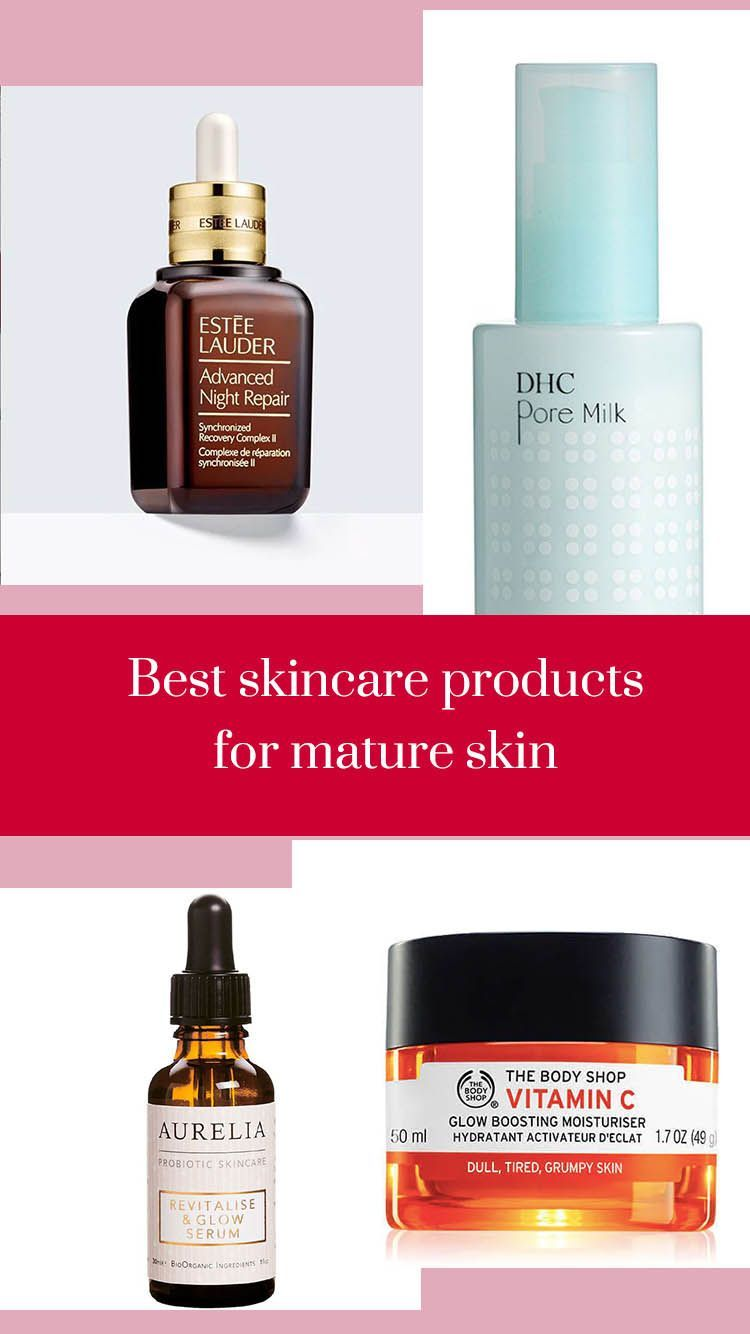 Pin On Skincare For Mature Skin