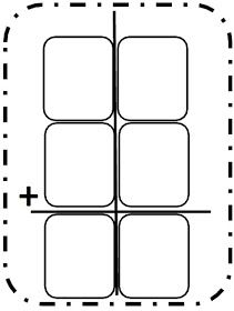 Queen of the First Grade Jungle: Two Digit Addition with