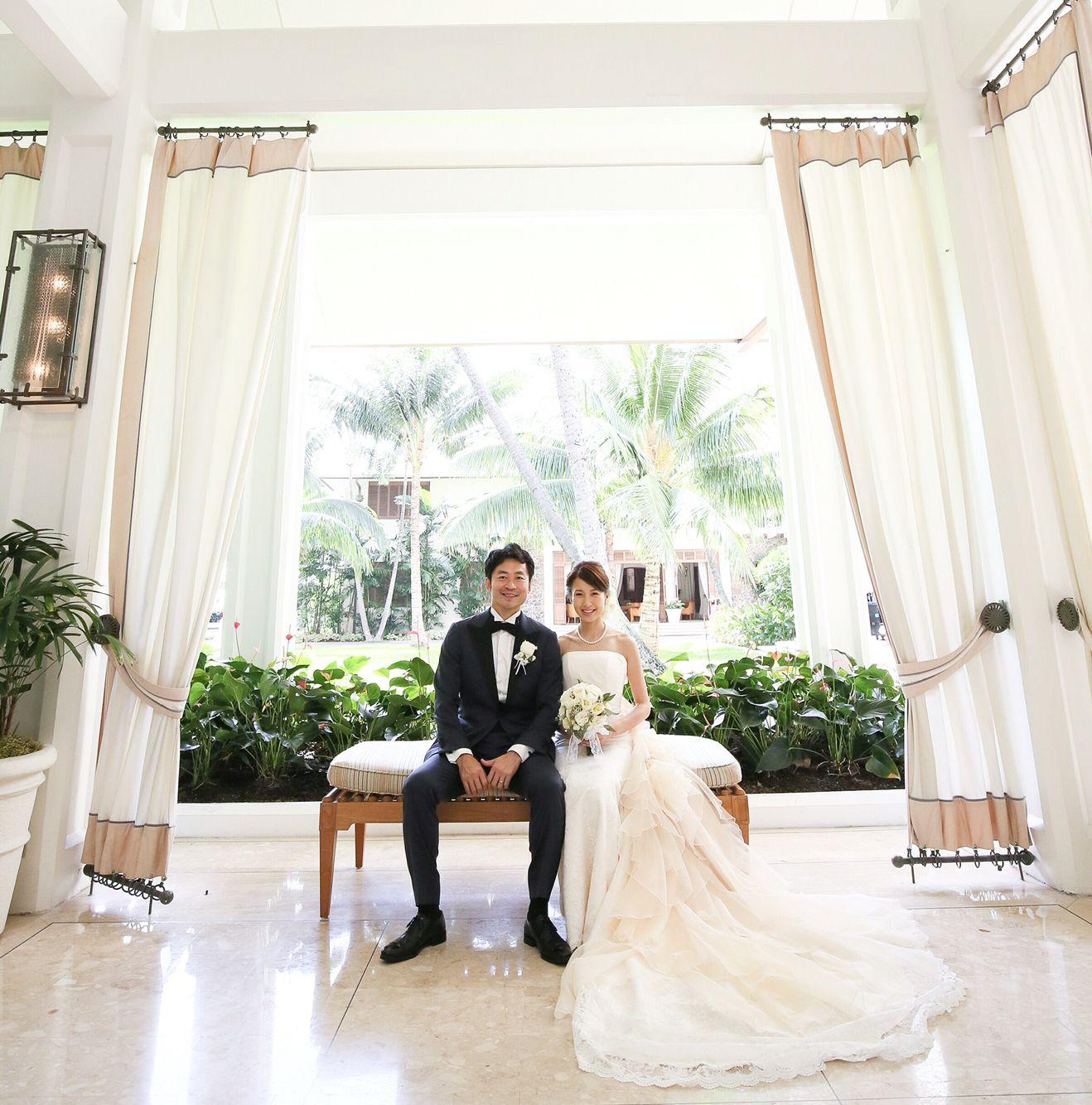 Waikiki Beach Wedding Ceremony