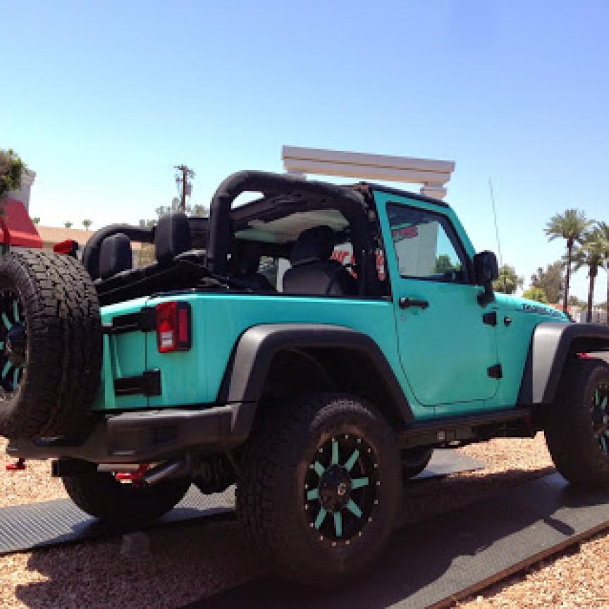 Tiffany+Blue+2+Door+Jeep+Rubicon+-+Fuel+Offroad & Tiffany+Blue+2+Door+Jeep+Rubicon+-+Fuel+Offroad+Wheels+-+Total+ ... Pezcame.Com
