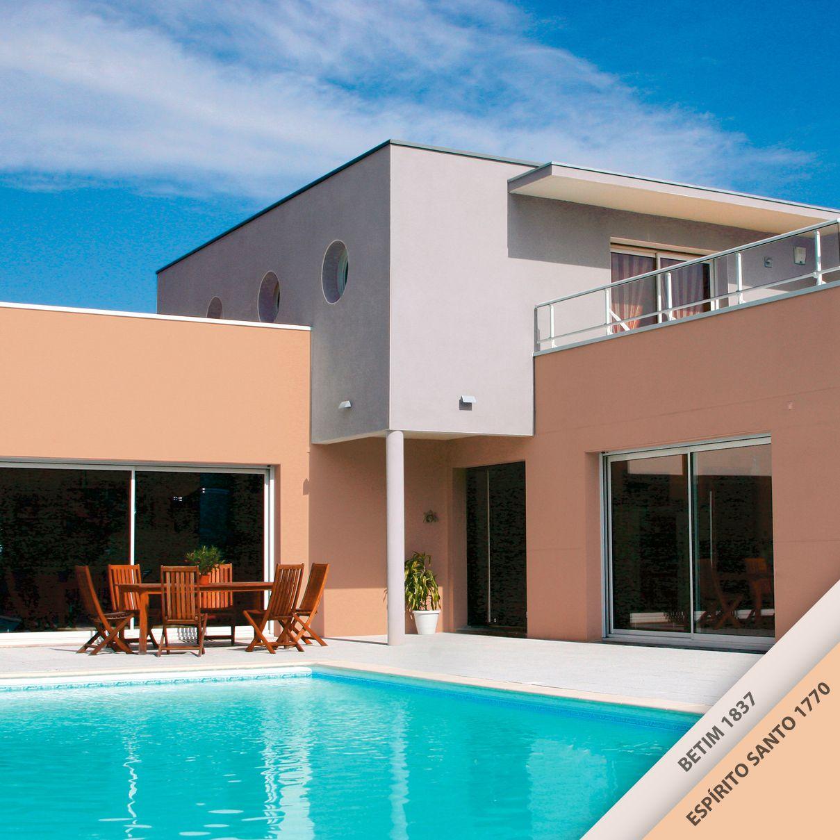 Passar o domingo na casa nova com uma linda piscina e for Piscinas lindas