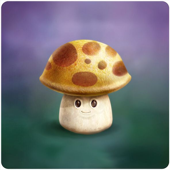 Картинка бум гриб