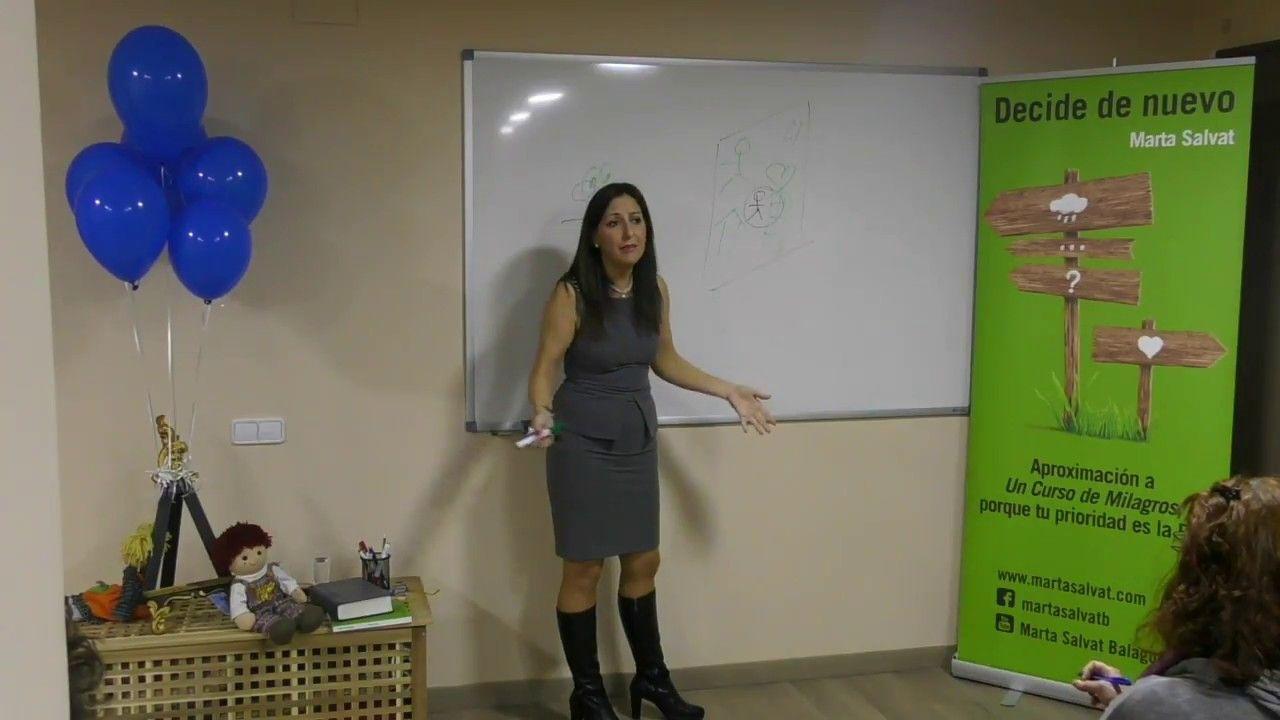Marta Salvat Aproximación A Un Curso De Milagros Un Curso De Milagros Cursillo Emocional