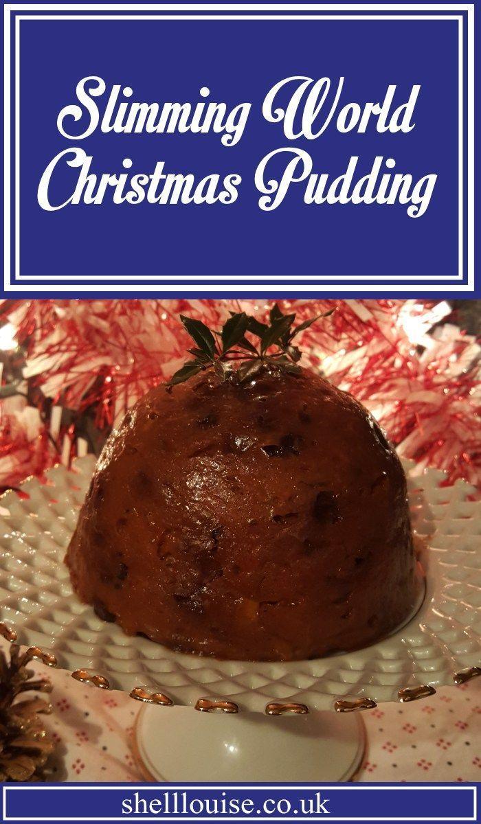 Christmas Pudding Recipe – Slimming World Style
