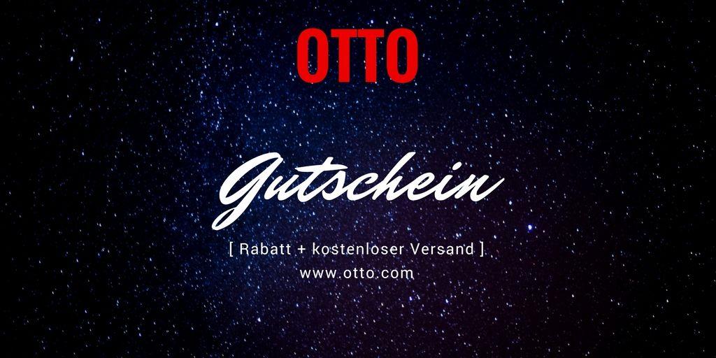 Otto Gutschein Promotion Code Für Einen Online Einkauf Beim