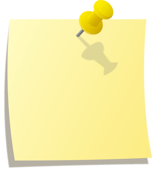45+ Post it note clipart for powerpoint ideas