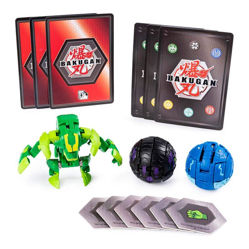 Bakugan Battle Planet Starter Pack Ventus Maxotaur Ultra Em