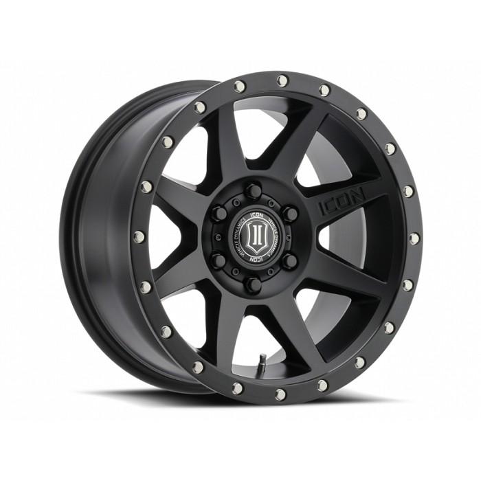 """20042020 F150 ICON Rebound 17x8.5"""" Wheel (Satin Black"""