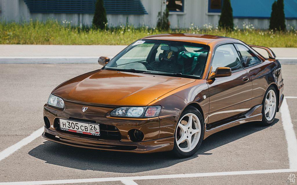 Toyota Sprinter Trueno AE111 (42Cars) Tags: Brown Cars
