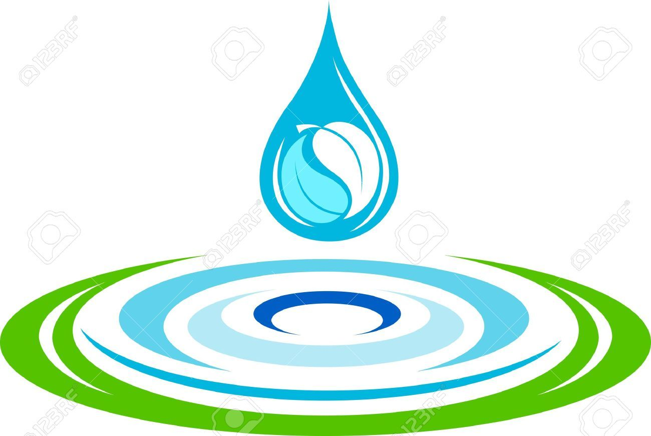 hight resolution of water drop clipart ripple 11