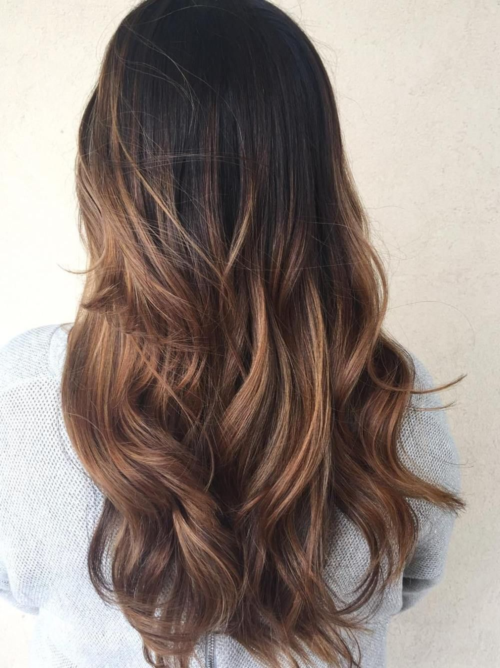 60 Chocolate Brown Hair Color Ideas For Brunettes Being Asian