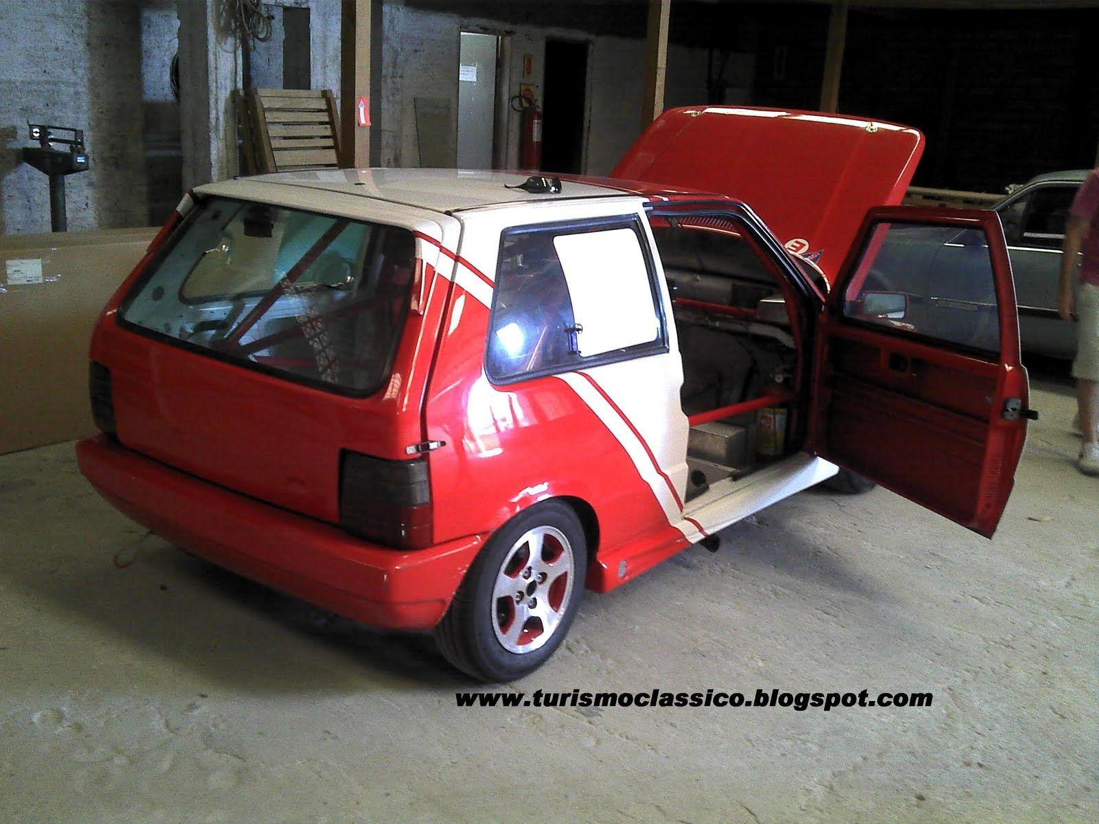 Fiat Garage Arnhem : Fiat uno turbo i e race car classic cars fiat uno