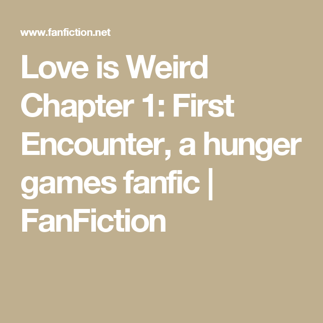 hunger games first chapter