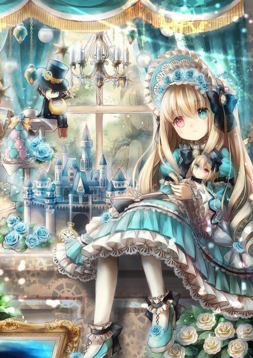Photo of Anime Girl (2) – Anime Girl (10th)