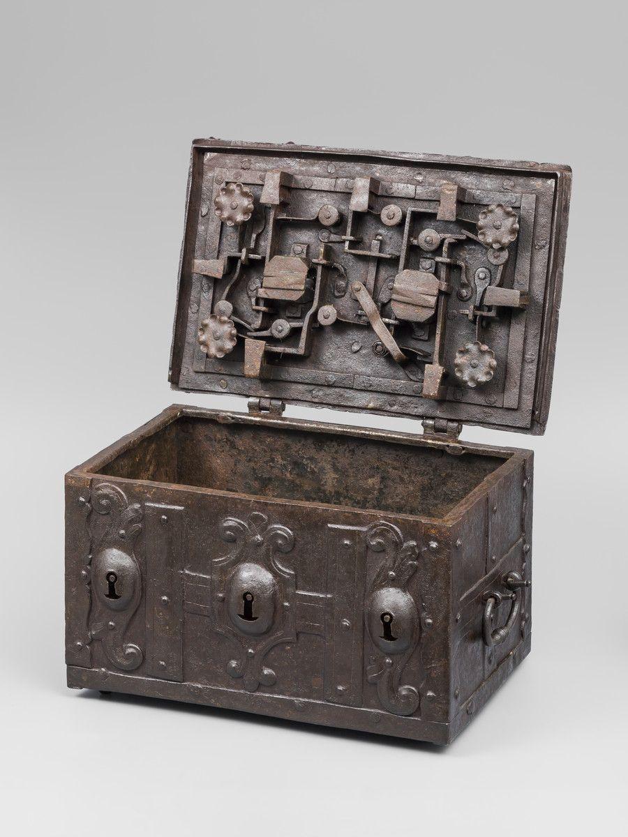 Datieren von antiken Boxen