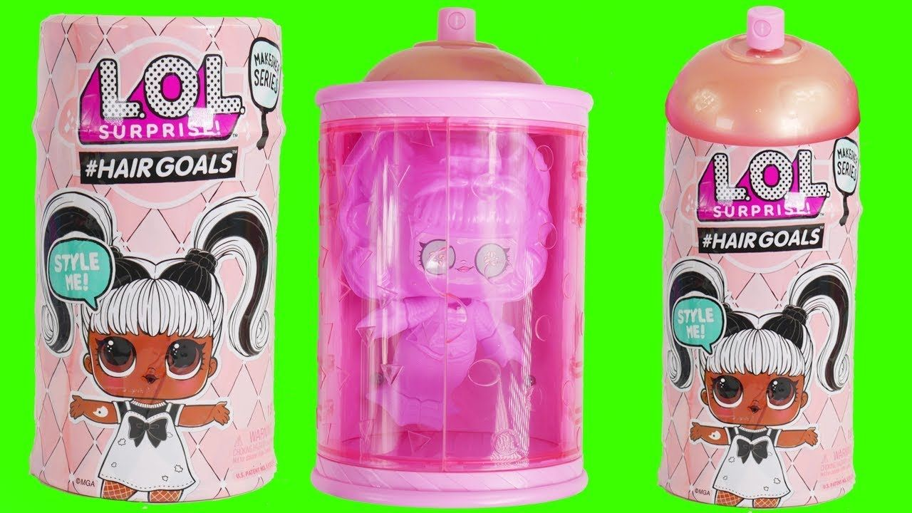 ✨ LOL SURPRISE DOLL COLOR YOUR OWN WATER BOTTLE VALENTINES GIFT BRAND NEW  ✨