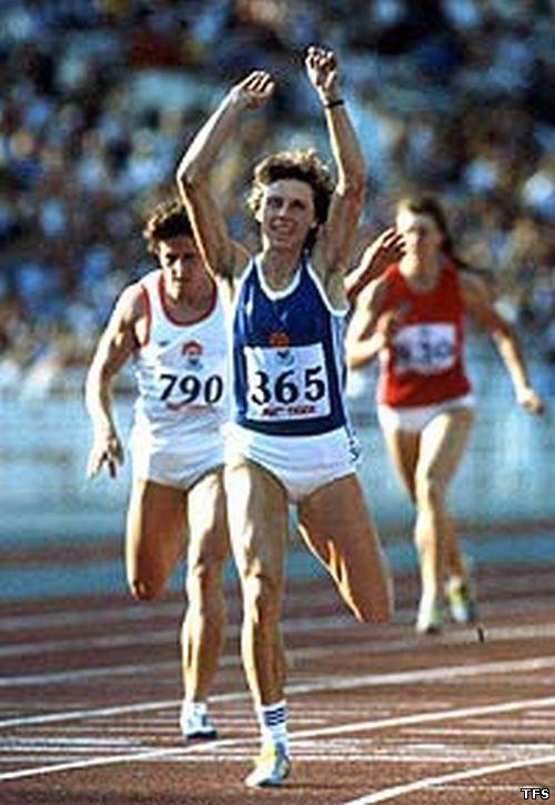 Resultado De Imagen De Marita Koch Olympic Hero Female Athletes Track And Field