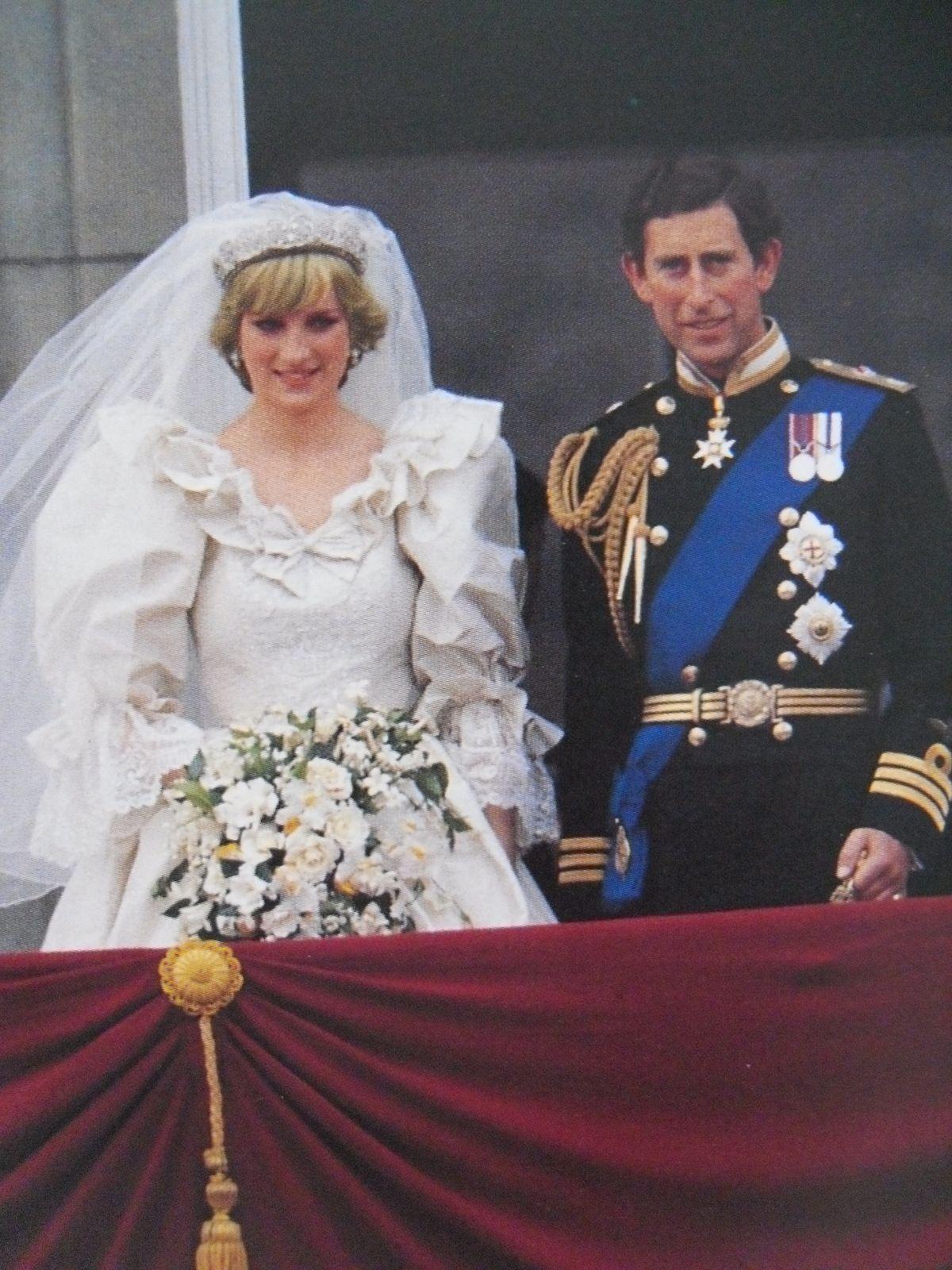 Princess Pink adlı kullanıcının Princess Diana Wedding Day