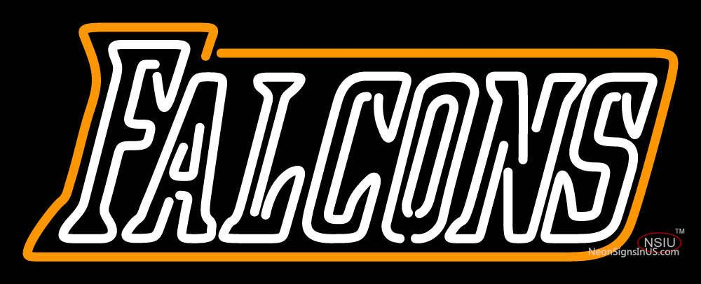 Bowling Green Falcons Wordmark  Pres Logo NCAA Real Neon Glass Tube Neon Sign,Affordable and durable,Made in USA,if you want to get it ,please click the visit button or go to my website,you can get everything neon from us. based in CA USA, free shipping and 1 year warranty , 24/7 service