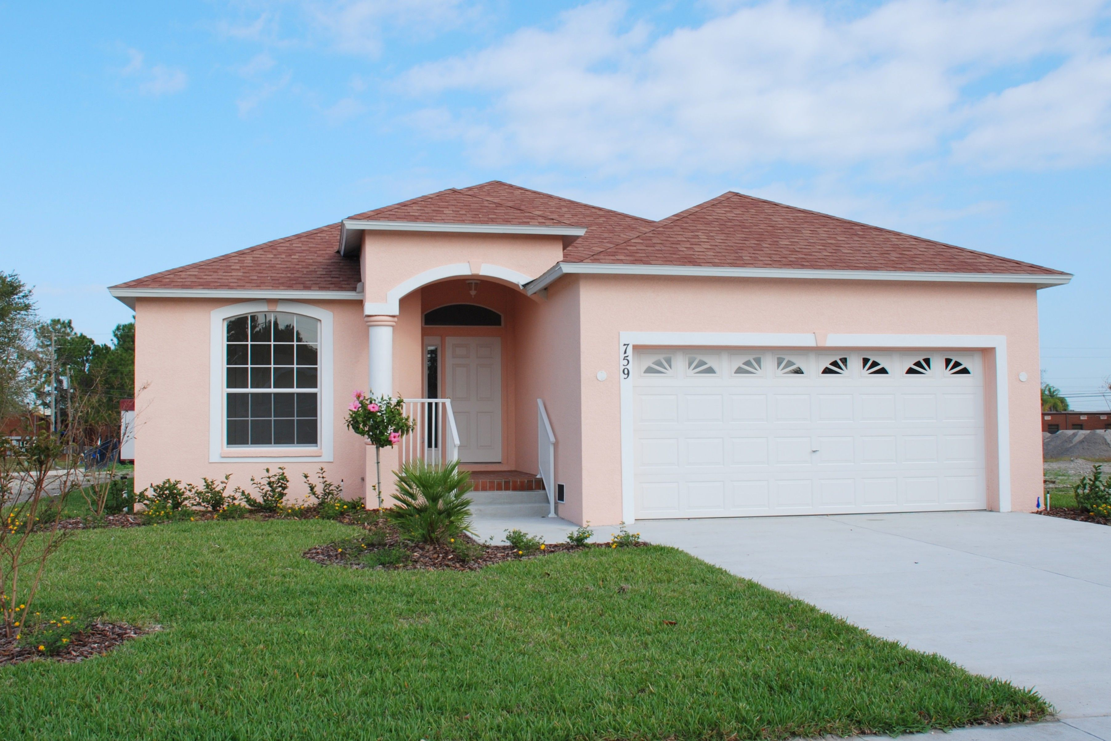 Photo Gallery House Exterior Tierra Verde New Homes