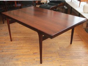 Room Rosewood Rectangular Dining Table