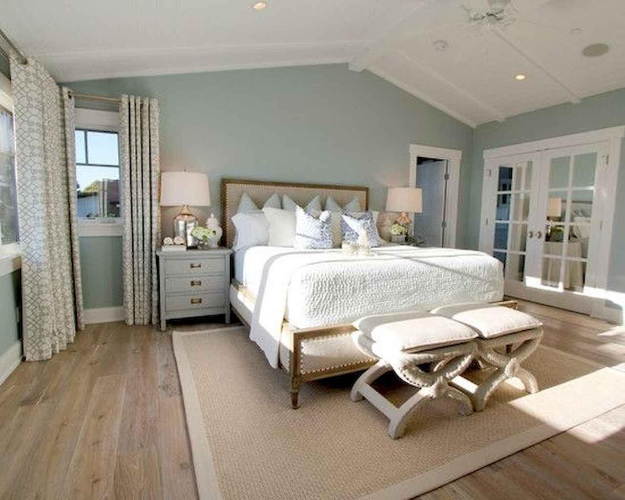 55 Modern Coastal Master Bedroom Decorating Ideas In 2020 Blue