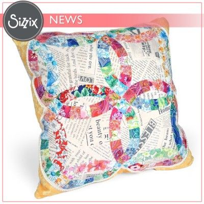 Sizzix Quilting is Heading to the International Quilt Shows in Houston!