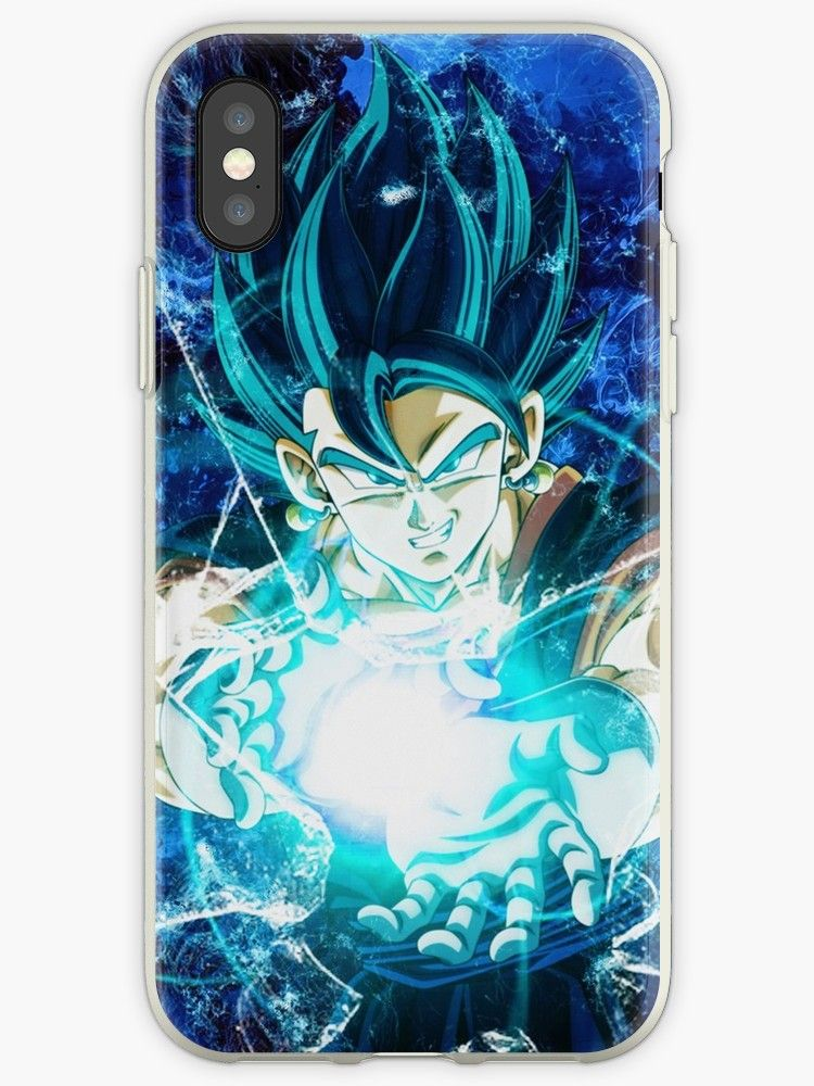 PhoneCase: Perfect Blue Warrior   Displate thumbnail