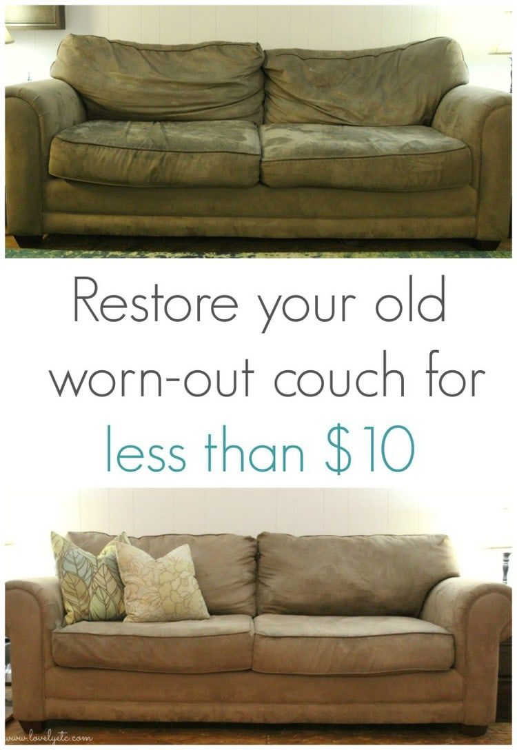 Save Your Couch How To Clean A Microfiber Couch Lovely Etc