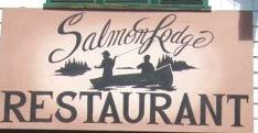 Salmon Lodge Restaurant, Campbelton, New Brunswick, Canada