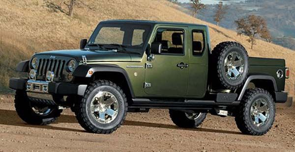 2015 Jeep Gladiator Truck Price Jipes Carros Picapes