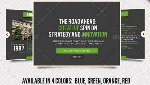 corporate powerpoint design - google search | design | pinterest, Presentation templates