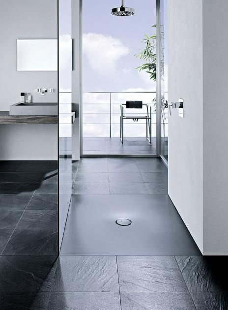 Duschtasse Mit Geringer Einbauhohe Bild 9 Dusche Einbauen