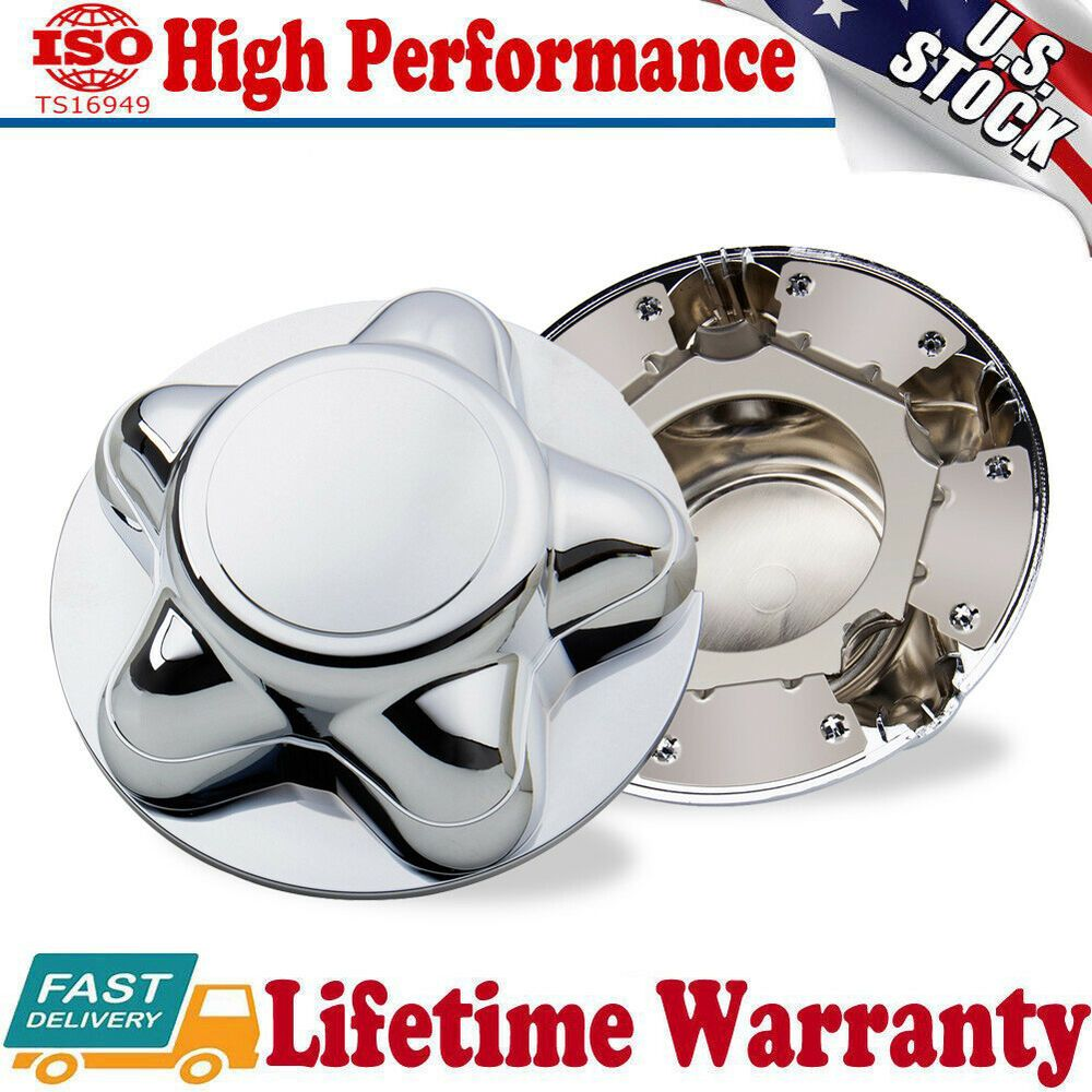 Advertisement Ebay Only 1x Chrome 7 Wheel Hub Cover Center Cap Part For 97 03 Ford F150 Expedition Ford F150 F150 Ford