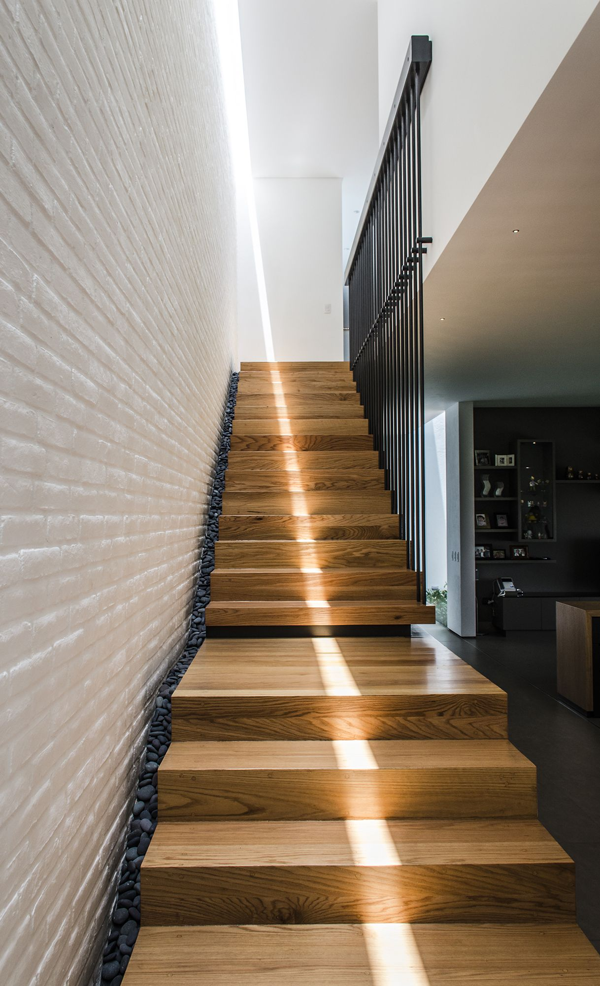 Image Result For Self Supportive Floating L Stair With Landing