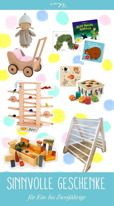 Sinnvolle Geschenke Zum 1 Geburtstag Baby Baby Kids Baby Toys