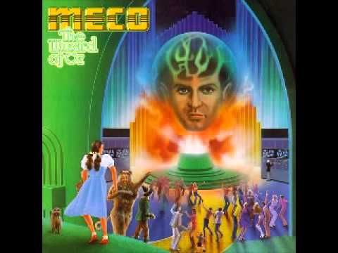 Meco - The Wizard of Oz (Special Disco Version) (US 12'' Promo) (1978) F...