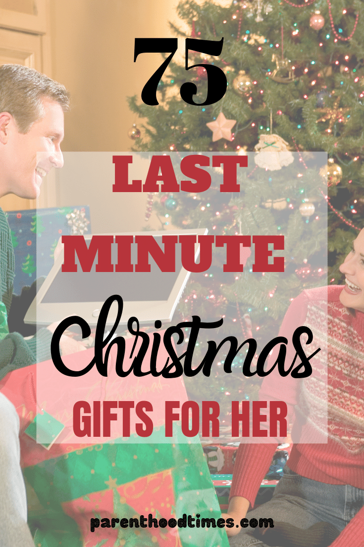 75 Best Last Minute Christmas Gift Ideas For Mom Wife Her