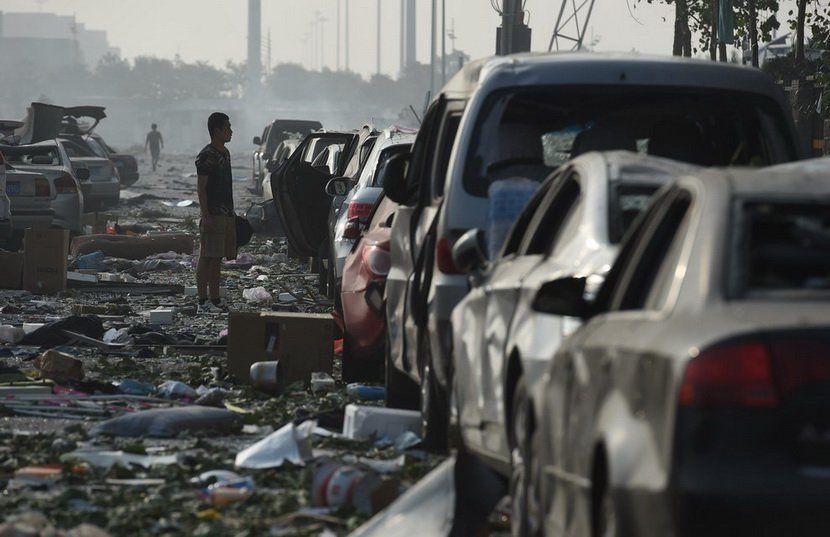 航拍天津爆炸後的災難現場,有如戰地廢墟 | 攝影札記 Photoblog - 新奇好玩的攝影資訊、攝影技巧教學