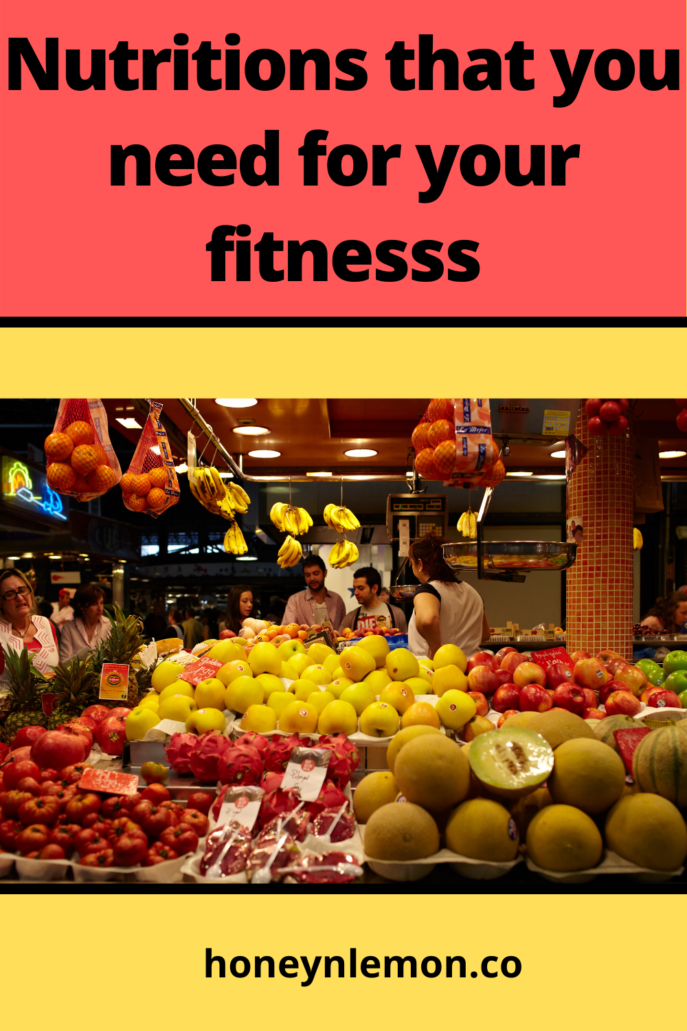 When you look at fitness and nutrition and the consequences of ignoring their importance, it is not...