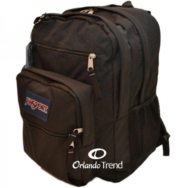 Jansport Big Student Backpack in Black for $45.00 at OrlandoTrend.com #OrlandoTrend